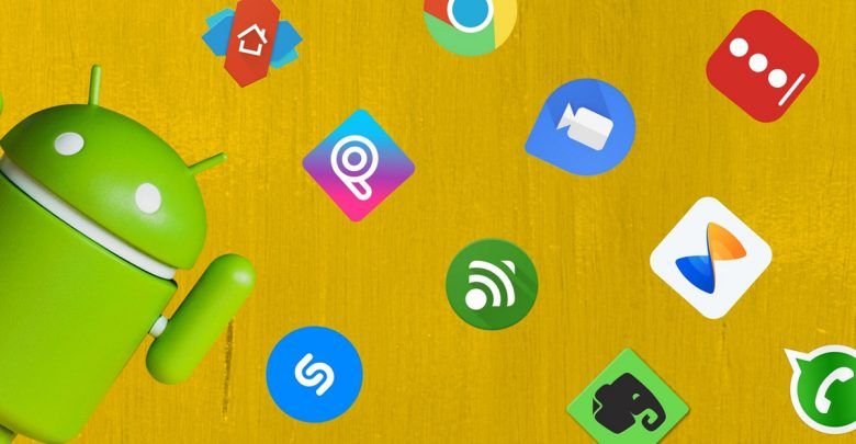 Лучшие приложения в феврале для Android