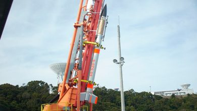 В Японии успешно отправили на орбиту маленькую ракету SS-520-5