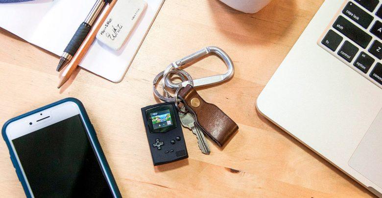 Разработана миниконсоль PocketSprite