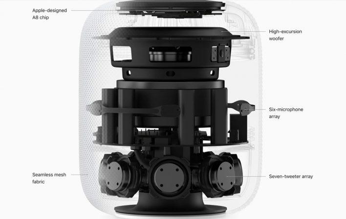 Обзор Apple HomePod. Бытовой ассистент в виде умной-колонки