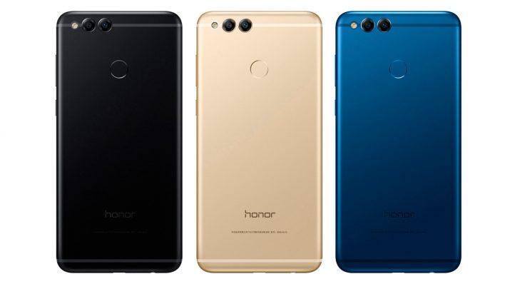 Обзор Honor 7X — «безрамочный» смартфон по разумной цене