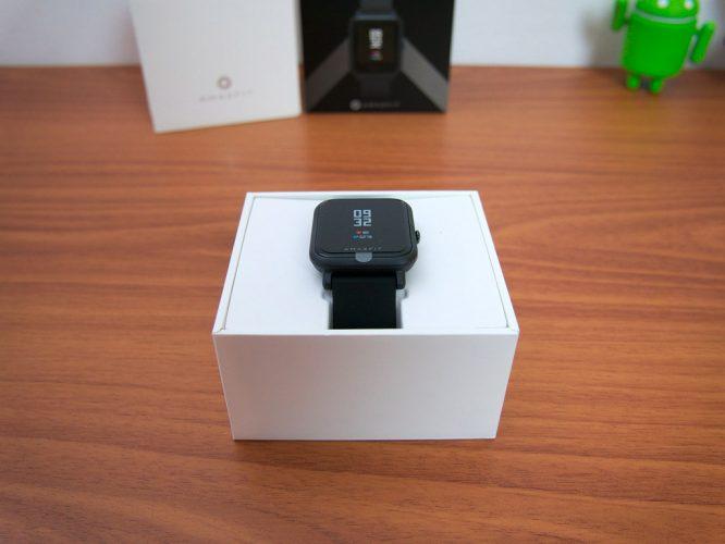 Обзор Xiaomi Amazfit Bip. Смарт-часы