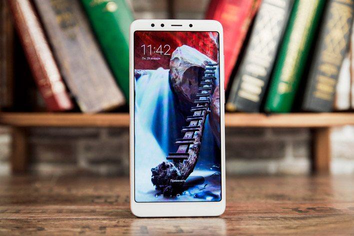 Xiaomi Redmi 5. Обзор характеристик смартфона