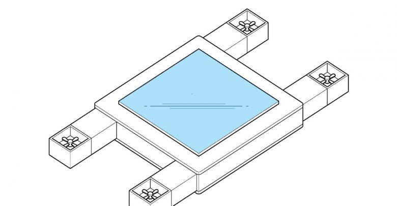 Samsung получила патент на дрон-дисплей