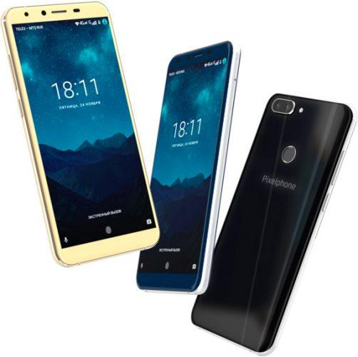 Смартфон Pixelphone M1 официально представлен в России!