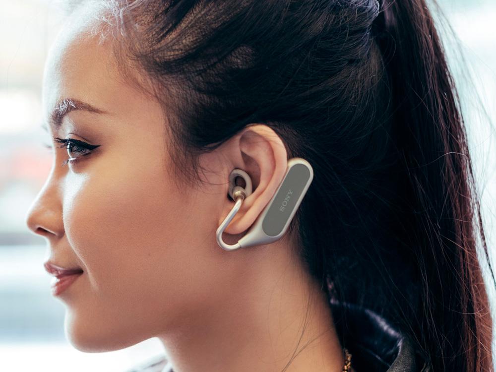 Xperia Ear Duo— новые беспроводные наушники Сони