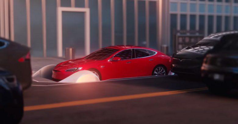 The Boring Company начинает строительство автомобильного тоннеля
