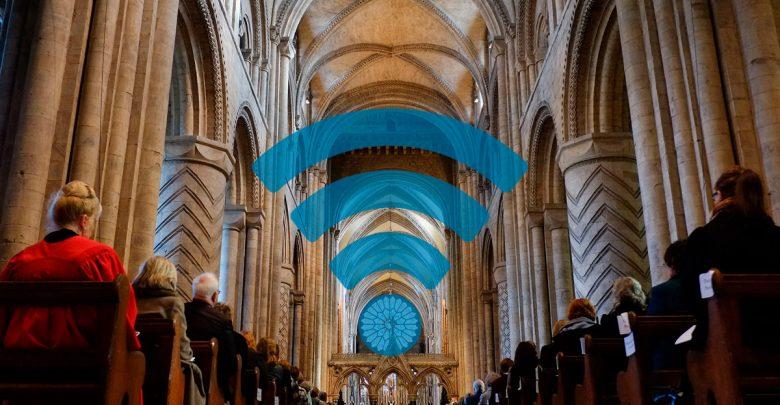 В Англии решили продвигать интернет в отдаленные села через Церковь