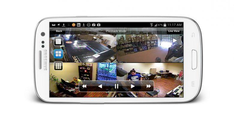 Видеонаблюдение в онлайн-режиме и сервис IPEYE