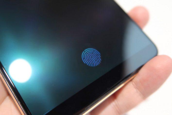 Vivo под названием X20 Plus In-Screen Fingerprint Edition