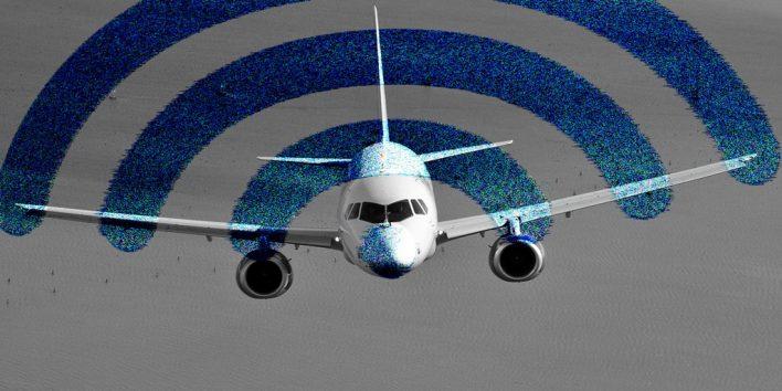 British Airways будет раздавать WiFi на борту
