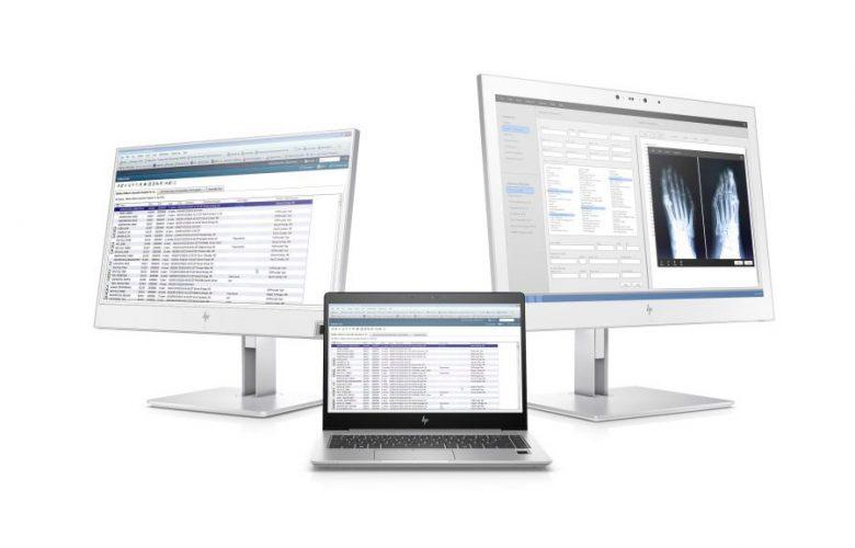 HP разработала линейку продуктов для медицинских учреждений