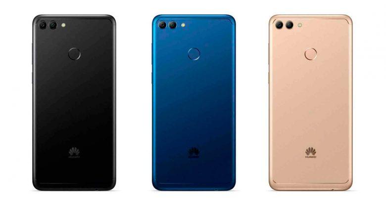 Y9 – новый «середнячок» от Huawei