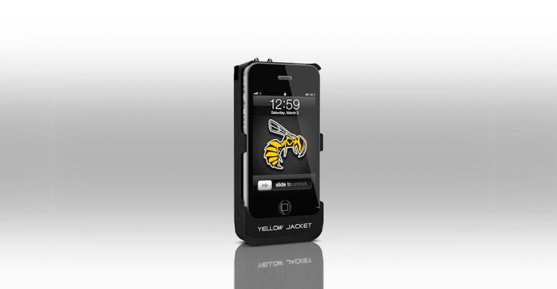 Yellow Jacket делает из iPhone электрошокер