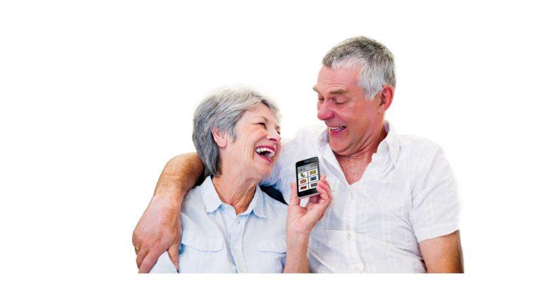 Как настроить смартфон для пожилых людей