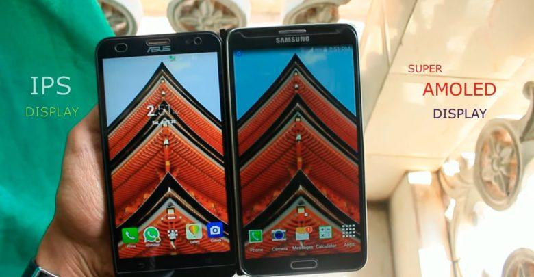 Какой экран лучше для смартфона, IPS или AMOLED?