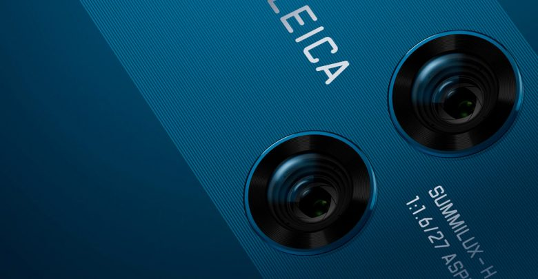 Huawei хвастается камерой нового флагмана P20