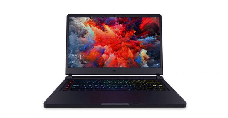 Mi Gaming Laptop. Xiaomi представила дебютный игровой лэптоп