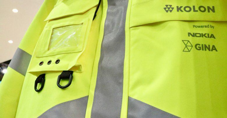 В Nokia разработали «умную» куртку для спецподразделений