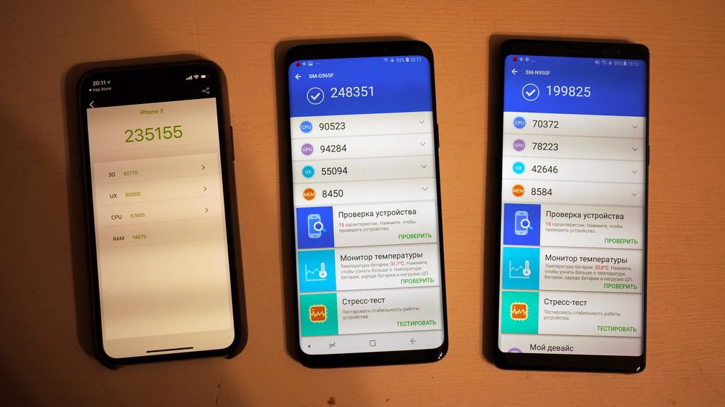 Samsung S9 Обзор