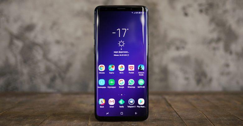 Samsung Galaxy S9+. Обзор технических характеристик
