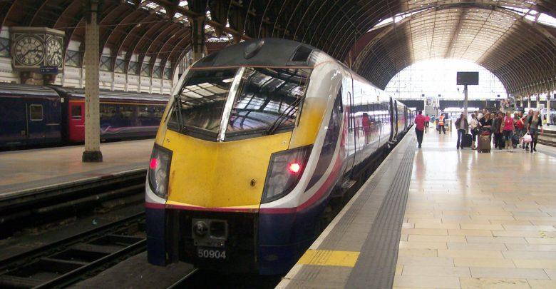 В Британии поезда могут перейти на питание от солнечных панелей