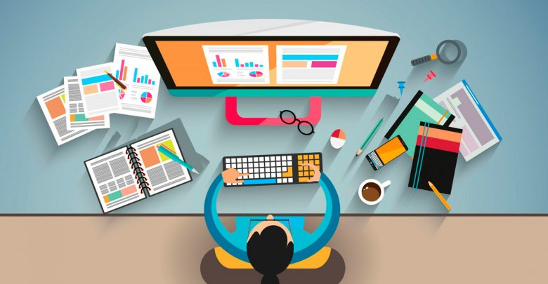 Работа онлайн: особенности поиска