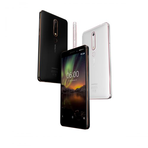 Смартфоны Nokia 6.1 и Nokia 7 plus «приедут» в Россию