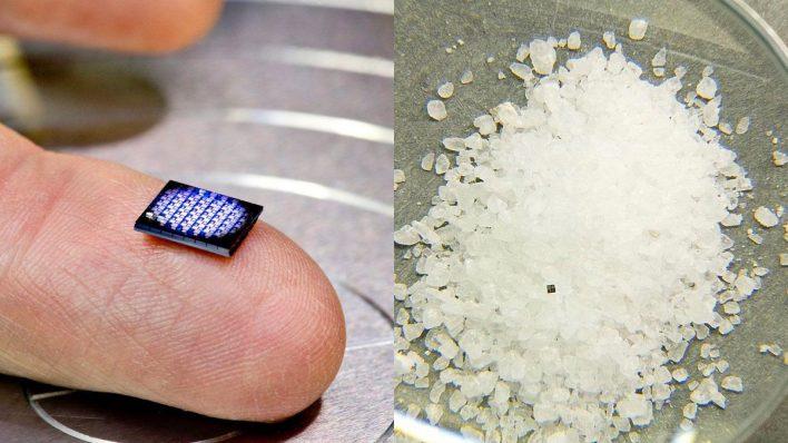 В IBM создали нанокомпьютер