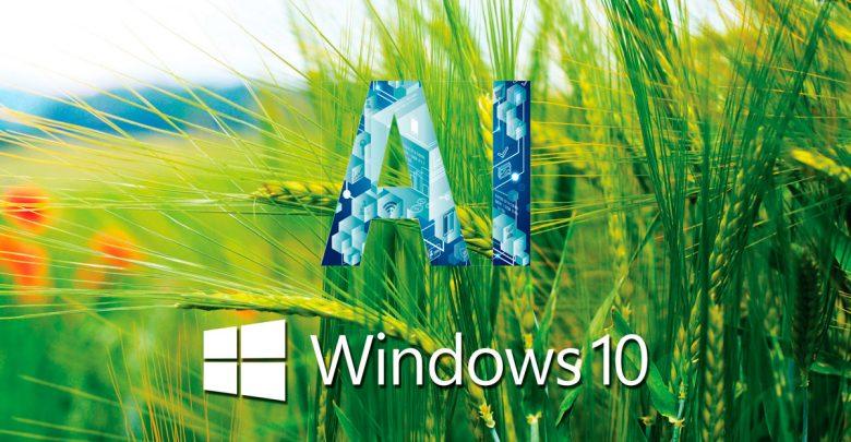 В обновленной Windows 10 появится поддержка ИИ