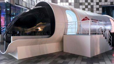 Virgin Hyperloop One — взгляд изнутри