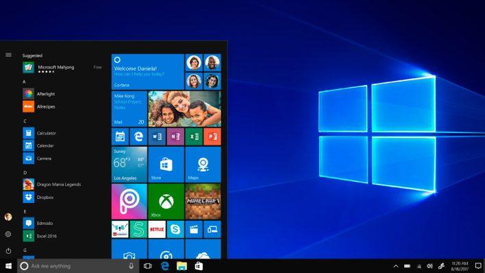 Windows 10S станет режимом S Mode в Windows 10