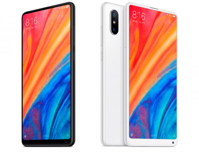 Xiaomi презентовала смартфон Mi MIX 2s