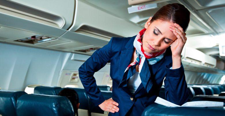 Авиалайнеры могут оснащать «стоячими местами»
