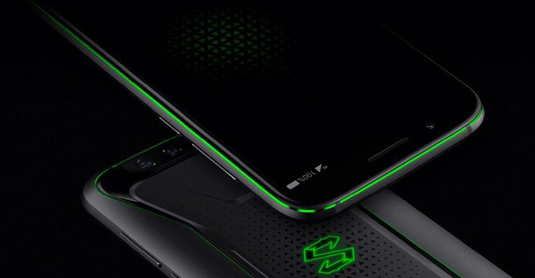 Black Shark — мощный смартфон для геймеров