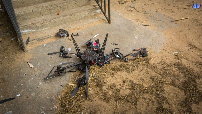 Потеря потерь — дрон «Почты России» за 1,2 млн. рублей потерпел крушение!