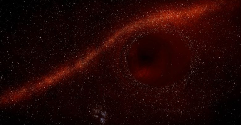 Наша Галактика сплошь усеяна черными дырами!