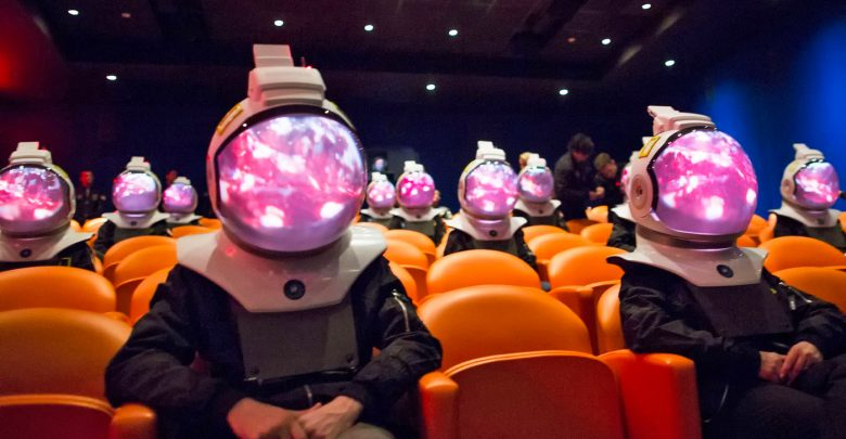 Первый 3D VR-ролик с видами открытого космоса от National Geographic