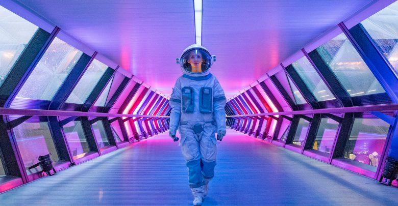 Новое мобильное приложение позволяет почувствовать себя астронавтом