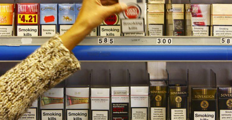 Приложение позволит контролировать легальность сигарет