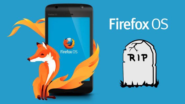 Еще минус один — проект Firefox OS закрывается