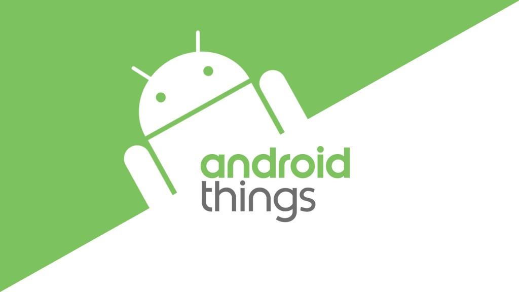 Android Things — новая ОС для устройств IoT