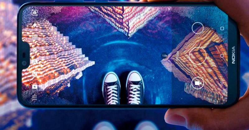 HMD Global анонсировала Nokia 6.1 Plus